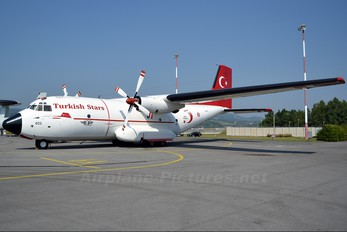 69-033 - Turkey - Air Force : Turkish Stars Transall C-160D