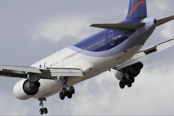CC-CWY - LAN Airlines Boeing 767-300ER