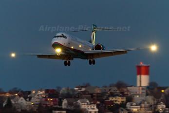 N989AT - AirTran Boeing 717