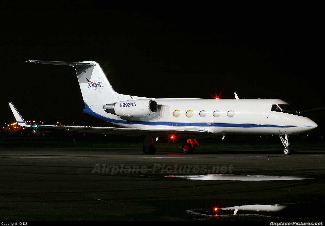 N992NA - NASA Gulfstream Aerospace G-III at Prestwick ...