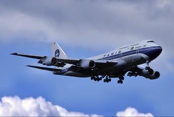 PP-VOB - VARIG Boeing 747-300