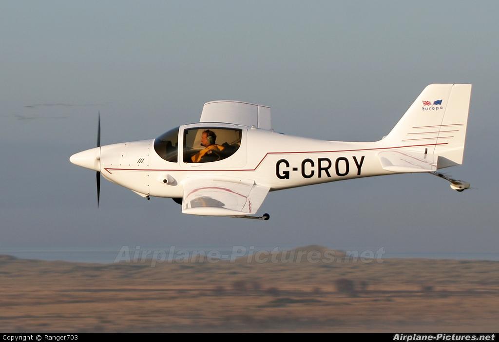 GCROY  Private Europa Aircraft Europa At Tain Range  Photo ID 168433  Air
