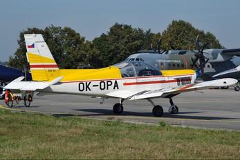 OK-OPA - Aeroklub Czech Republic Zlín Aircraft Z-142