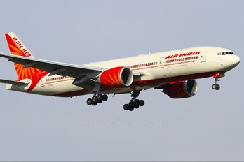 VT-ALC - Air India Boeing 777-200LR