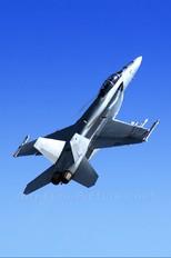 166656 - USA - Navy McDonnell Douglas F/A-18F Super Hornet