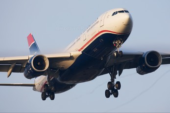 N282AY - US Airways Airbus A330-200