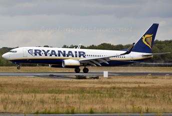 EI-EBD - Ryanair Boeing 737-800