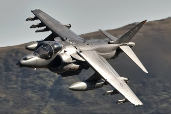 ZD401 - Royal Air Force British Aerospace Harrier GR.7