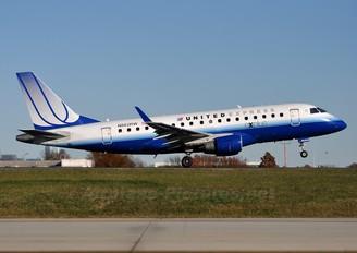 N862RW - United Express Embraer ERJ-170 (170-100)