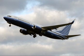 N737M - Private Boeing 737-800 BBJ