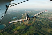 F-AZFN - Association des Mécaniciens Pilotes d'Aéronefs Anciens' Douglas A-1D Skyraider aircraft