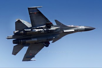 SB141 - India - Air Force Sukhoi Su-30MKI