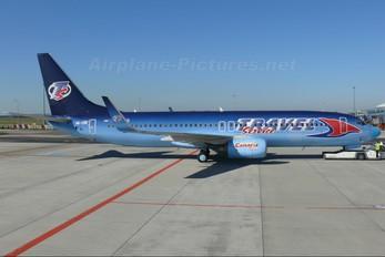HA-LKE - Travel Service Boeing 737-800