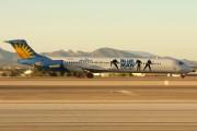 N408NV - Allegiant Air McDonnell Douglas MD-82 aircraft