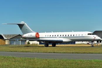 OY-WIN - Execujet Scandinavia Bombardier BD-700 Global Express XRS
