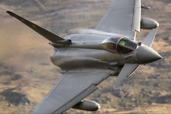 ZJ918 - Royal Air Force Eurofighter Typhoon FGR.4