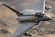 ZJ918 - Royal Air Force Eurofighter Typhoon FGR.4 aircraft
