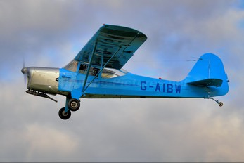 G-AIBW - Private Auster J1N Alpha
