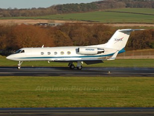 N992NA - NASA Gulfstream Aerospace G-III