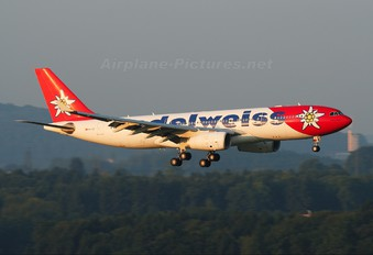 HB-IQZ - Edelweiss Airbus A330-200