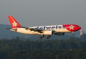 HB-IQZ - Edelweiss Airbus A330-200 aircraft