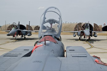 91-0312 - USA - Air Force McDonnell Douglas F-15E Strike Eagle