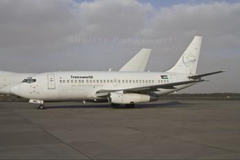 JY-TWC - Transworld Cargo Boeing 737-200F