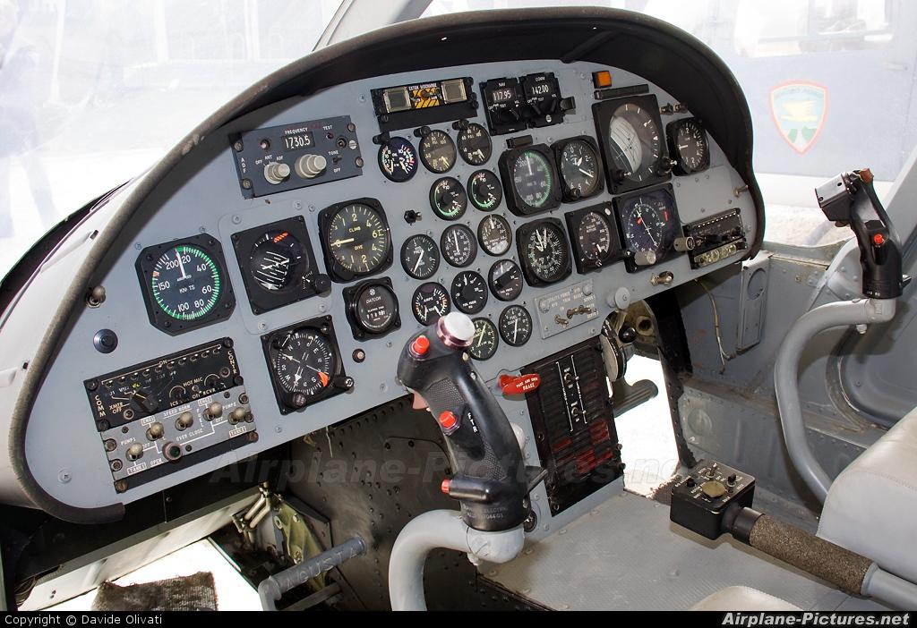 Agusta Westland I-AGUL aircraft at Milan - Agusta Aviation Museum