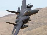91-0307 - USA - Air Force McDonnell Douglas F-15E Strike Eagle aircraft