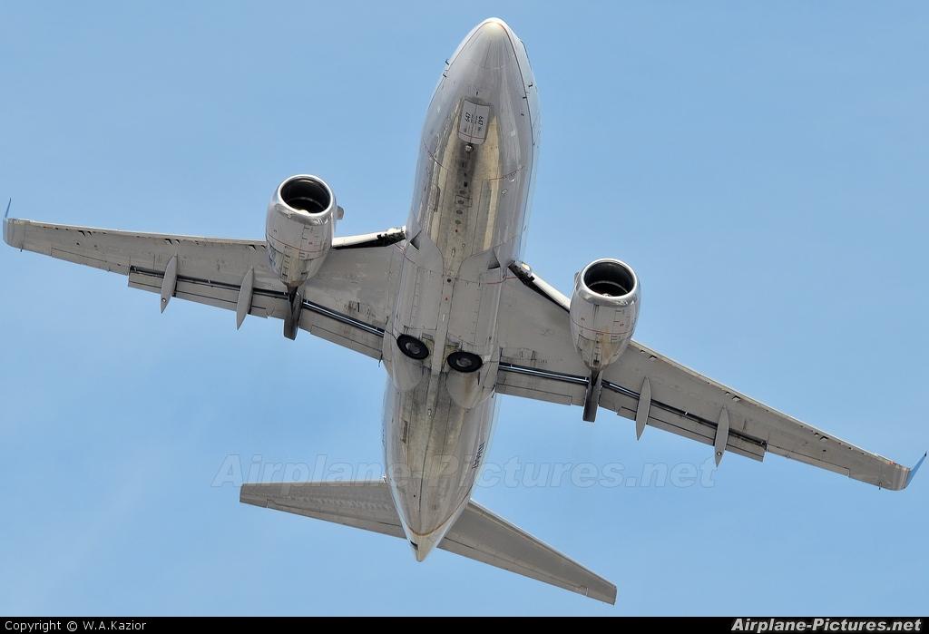 Continental Airlines N16647 aircraft at Newark Liberty Intl