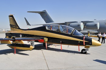 "- - United Arab Emirates - Air Force ""Al Fursan&quo Aermacchi MB-339NAT"
