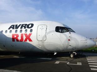 G-IRJX - BAe Systems British Aerospace BAe 146/Avro RJX