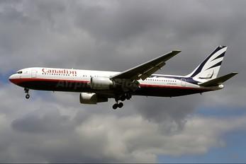 C-FOCA - Canadian Airlines International Boeing 767-300ER