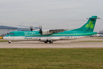 EI-REP - Aer Lingus Regional ATR 72 (all models)