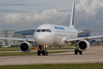 F-GHQP - Air France Airbus A320