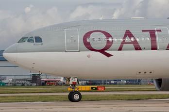 A7-AFL - Qatar Airways Airbus A330-200