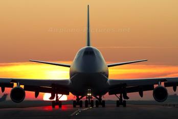 LX-YCV - Cargolux Boeing 747-400F, ERF