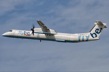 G-JECR - Flybe de Havilland Canada DHC-8-400Q / Bombardier Q400