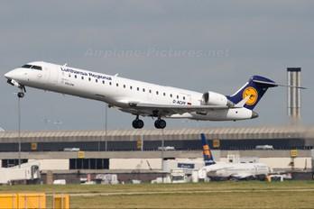 D-ACPF - Lufthansa Regional - CityLine Canadair CL-600 CRJ-701