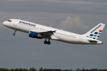 LX-STC - Strategic Airlines Airbus A320