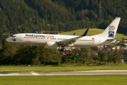 TC-SNG - SunExpress Boeing 737-800 aircraft