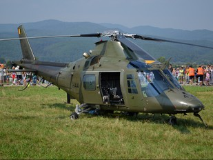 H44 - Belgium - Air Force Agusta / Agusta-Bell A 109BA