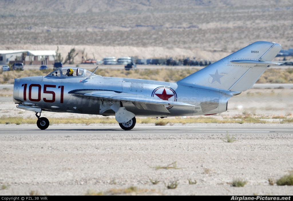 Private N87CN aircraft at Nellis AFB