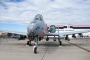 80-0185 - USA - Air Force Fairchild A-10 Thunderbolt II (all models) aircraft