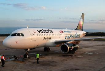 XA-VOO - Volaris Airbus A319