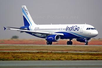 VT-IEA - IndiGo Airbus A320