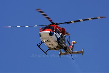J4046 - India - Air Force: Sarang Display Team Hindustan Dhruv