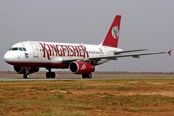 VT-KFI - Kingfisher Airlines Airbus A319