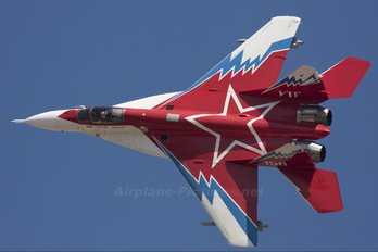 156 - RSK MiG Mikoyan-Gurevich MiG-29OVT