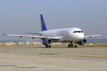 5B-DCJ - Cyprus Airways Airbus A320
